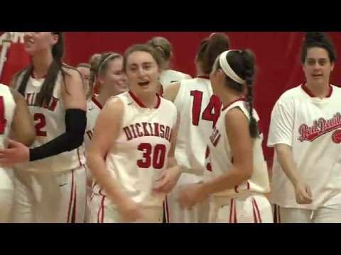 WBB: Dickinson vs Haverford Highlights