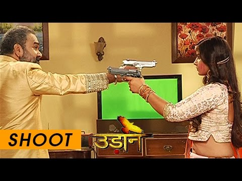 Chakor SHOOTS Kamalnarayan in Udann - 22nd March 2