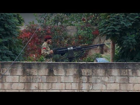 Συρία: Αποχωρούν οι Κούρδοι μαχητές από τη «ζώνη ασφαλείας»…