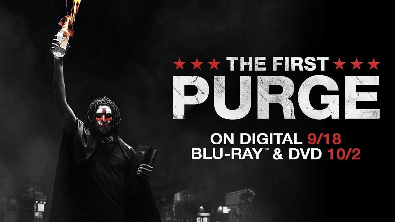 The First Purge - Trailer - Own it 9/18 on Digital, 10/2 on Blu-ray & DVD