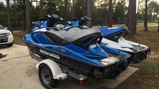 2. [UNAVAILABLE] Used 2009 Sea-Doo GTX 215 Limited (Pair) in Theodore, Alabama