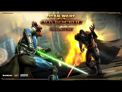 STAR WARS: The Old Republic – The Movie – Episode VI: Onslaught 【Sith Inquisitor】