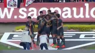 Despedida do Fabuloso   Gols de São Paulo 3-2 Figueirense - Brasileirão 2015, EA Games, video games