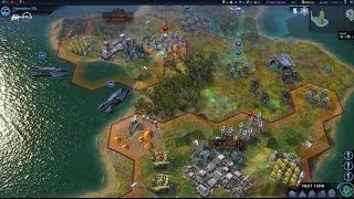 Sid Meier's Civilization: Beyond Earth - Gameplay Walkthrough