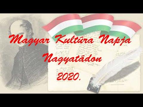 A Magyar kultúra napja Nagyatádon 2020