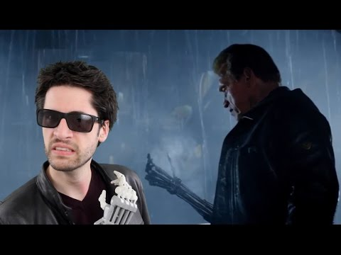 Terminator Genisys trailer review