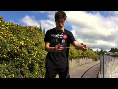 Eirik Sætre Hove sin nyaste jojo-video