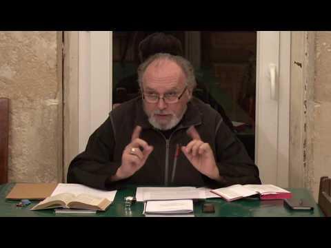 CDS Paris, 25 octobre 2017 : Pr. Gérard Reynaud - Nouveau Testament. Niveau 3