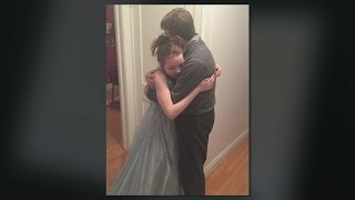 Girl With Terminal Illness Prepares From Prom