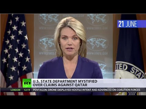 Qatar Crisis: Mystified US State Department contradicts Trump