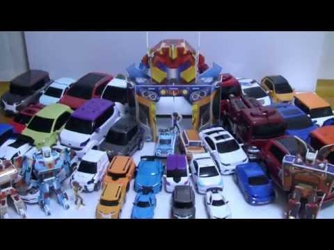 또봇 장난감 소개 – 또봇 자동차 본부 장난감 동영상 Tobot Toys 변신자동차 또봇 Игрушки 玩具 おもちゃ đồ chơi
