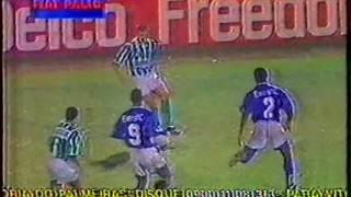 Cruzeiro campeão! Narração Silvio Luiz.