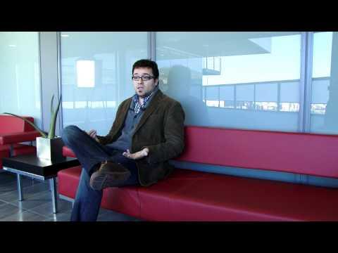 Entrevista a Guzmán López. Enrédate Castellón 2010