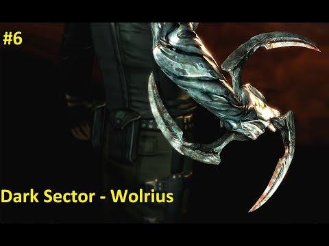 Thanh niên quẩy Dark Sector khủng vl. Game hay vãi chưởng ^^