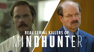 Video The Real Serial Killers of MINDHUNTER MP3, 3GP, MP4, WEBM, AVI, FLV Agustus 2019