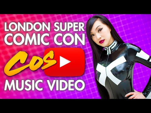 Cosplay Music Video London Super Comic Con LSCC