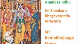Sri Rama Bhujanga Prayata Stotram
