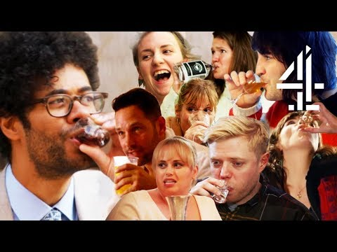 Richard Ayoade & His Celeb Friends Go Drinking in Travel Man | Returns Friday 8.30pm
