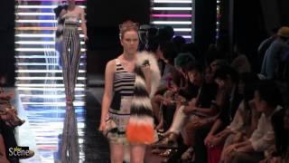Asava Fashion Show At Elle Fashion Week 2013 In Bangkok. Movie By Paul Hutton, Bangkok Scene