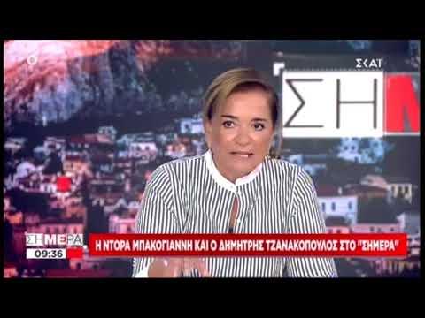 Ντ. Μπακογιάννη: Δεν με ενδιαφέρει αν έκανε έρευνες το Όρουτς Ρέις στα ελληνικά ύδατα