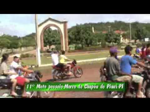 11º Moto passeio Morro do Chapéu do Piauí-PI Semana Cultural