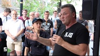 Балашов, Демидов и ПОЛИЦИЯ города Киева #storeall