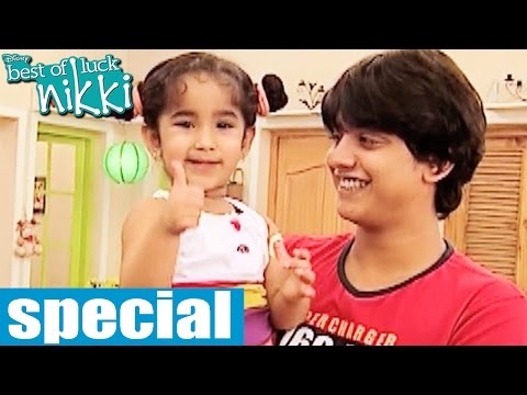 New Year Special | Season One | Best Of Luck Nikki | Disney India