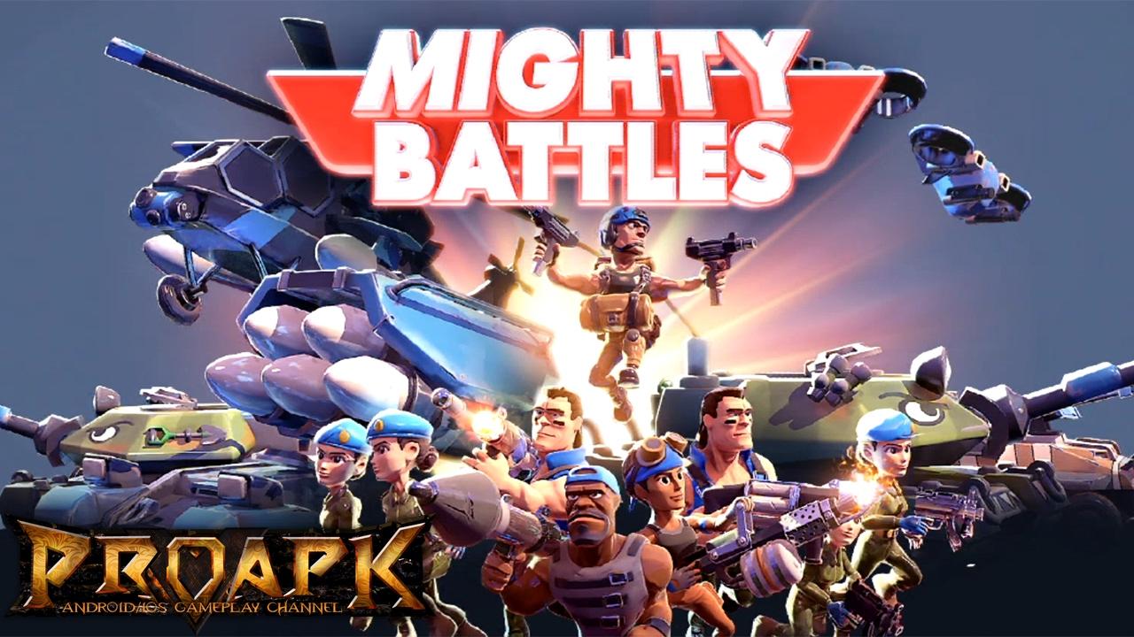 Mighty Battles