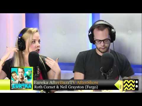 "Eureka After Show w/ Neil Gordon Grayston Season 5 Episode 9 "" Smarter Carter "" | AfterBuzz TV"