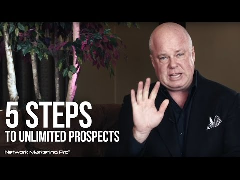 5 Steps To Unlimited Referrals