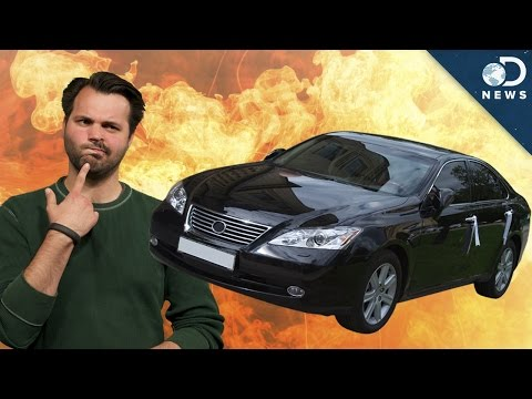 Will Your Hydrogen Car Explode?