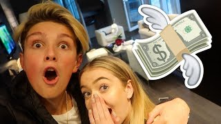 Video MORGZ SURPRISED ME WITH EXPENSIVE HOTEL ROOM!! ($10,000) MP3, 3GP, MP4, WEBM, AVI, FLV April 2018