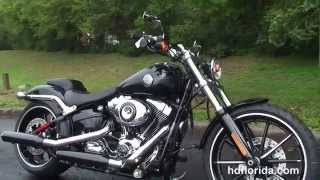 8. New 2014 Harley Davidson Softail Breakout Motorcycles for sale - Naples, FL