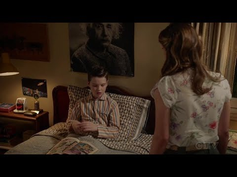 Young Sheldon - Season 3 Episode 10 - Teenager Soup and a Little Ball of Fib