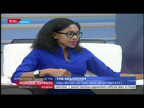 Morning Express:The Newsroom 24th August 2016
