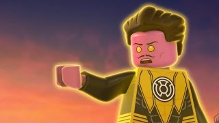 Lego Dc Comics Super Heroes   Justice League  Attack Of The Legion Of Doom   Exclusive Clip