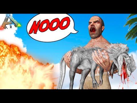 ARK - VENGANZA!!! LES RAIDEAMOS 2 BASES!!! ¿PODREMOS? #10 - REINO HORMIGA - Nexxuz (видео)