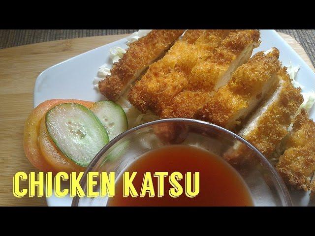 Resep Chicken Katsu How To Make Easy Chick ...