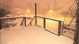 2011 Snowmageddon Time Lapse - Batavia IL