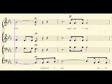 Consider the Lilies - Church Song Gospel Hymn