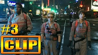 Ghostbusters Super Battle Clip by Clevver Movies