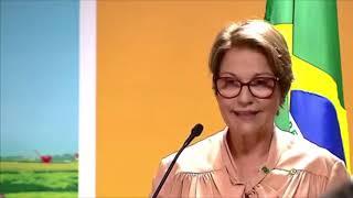 Pânico na Band - Cerimônia de transmissão de cargo à Ministra da Agricultura, Tereza Cristina