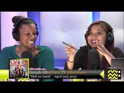 """Smash After Show  Season 1 Episode 9 """"Hell on Earth"""" 