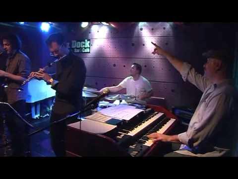 Brian Charette   Organ Sextette, Jazz Dock Prague 1