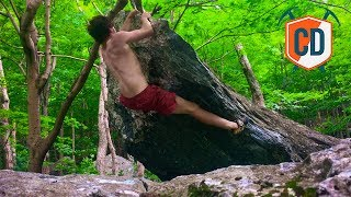 Knife Edge Boulder Top Out   Climbing Daily Ep.1524 by EpicTV Climbing Daily