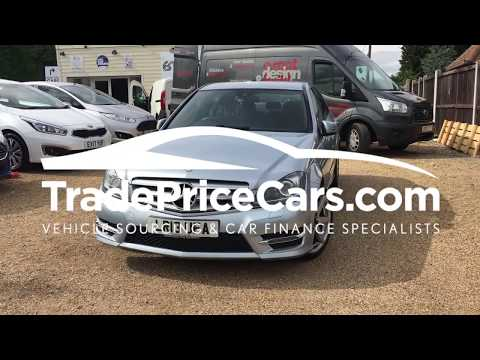 2013 13 MERCEDES-BENZ C CLASS 2.1 C250 CDI BLUEEFFICIENCY AMG SPORT PLUS FOR SALE | CAR REVIEW VLOG