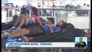 Video Gunung Agung Erupsi, Ribuan Wisatawan Asing Terlantar di Bandara Ngurah Rai - SIS 25/05 MP3, 3GP, MP4, WEBM, AVI, FLV Mei 2019