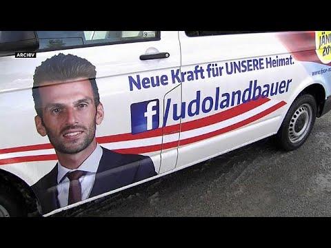 Nazi-Lieder: FPÖ-Spitzenpolitiker Udo Landbauer tri ...