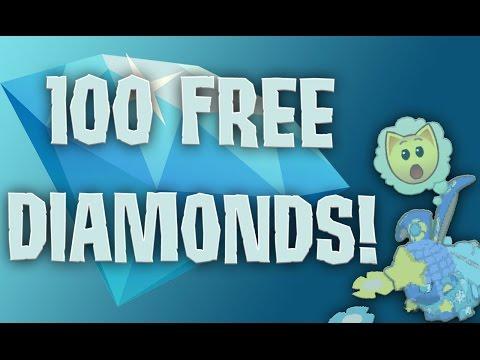 Video INSANE ANIMAL JAM GLITCH! 100 FREE DIAMONDS download in MP3, 3GP, MP4, WEBM, AVI, FLV January 2017