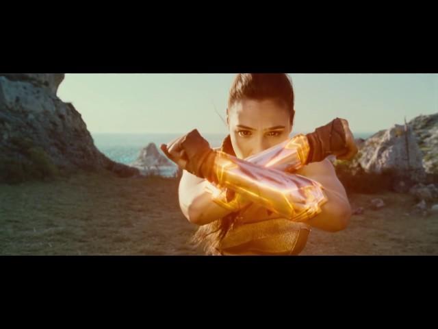 Trailer de la película de Wonder Woman (2017) 'Orígenes' en español HD